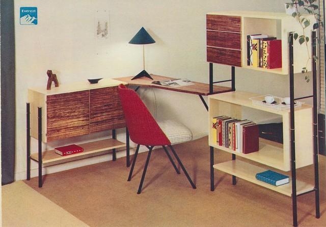 Interieur 1960 c everest meubelen flickr photo sharing for Ministre interieur 1960