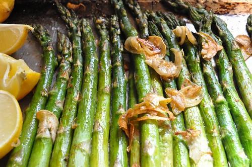 asparagus roasted 9