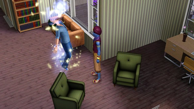 All the Genie info you need right here — The Sims Forums