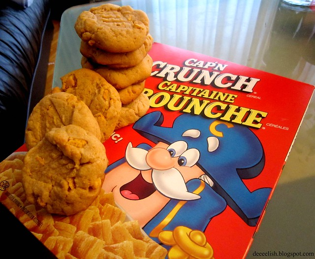 Cap'n crunch peanut butter cookies | Flickr - Photo Sharing!