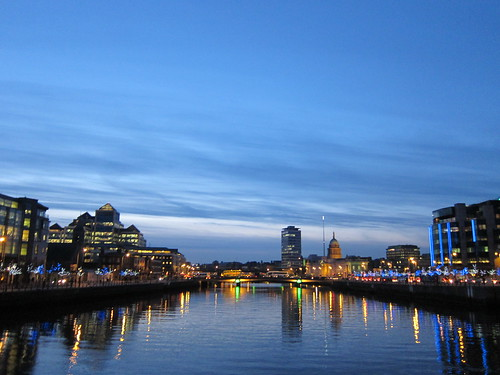Over River Liffey