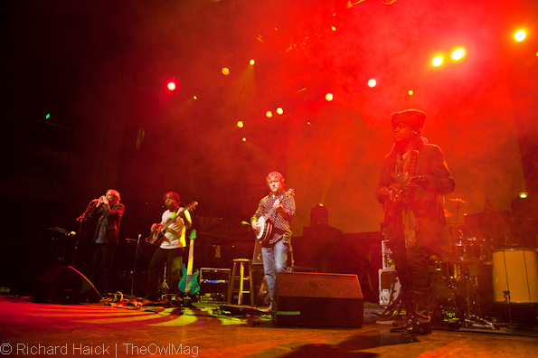 Bela Fleck and The Flecktones @ Regency Ballroom, SF 3/8/2012