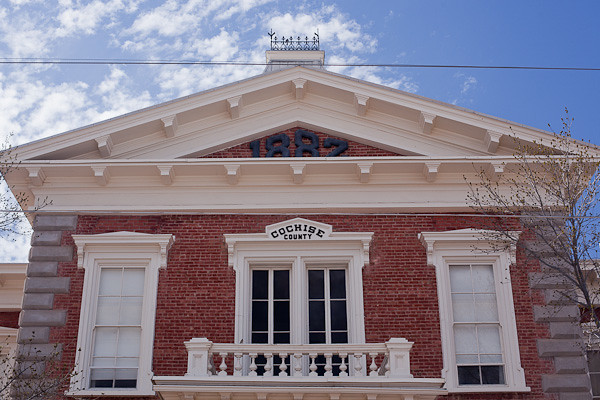 Historic Cochise County Courthouse