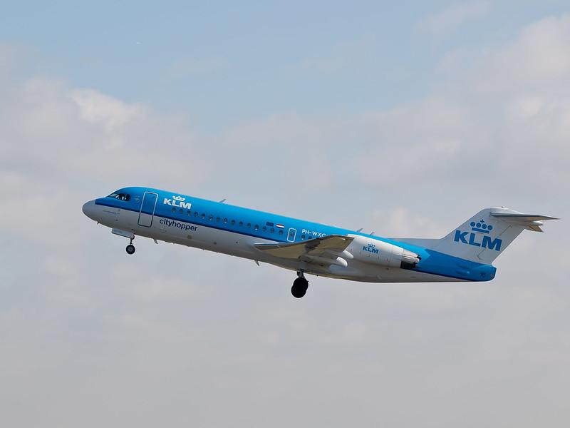 KLM-Cityhopper - Polderbaan Schiphol