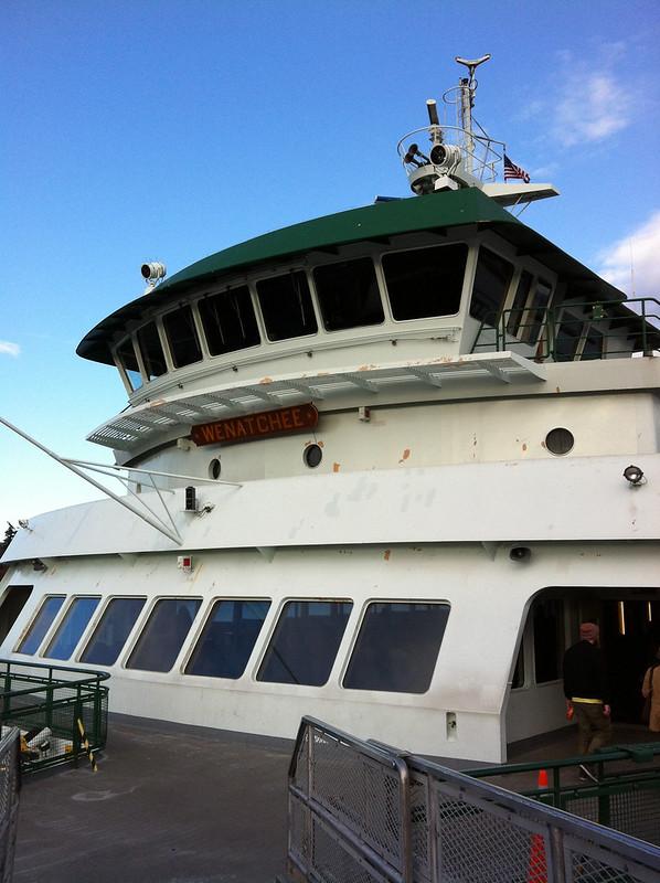 Seattle Ferry Boat - 04