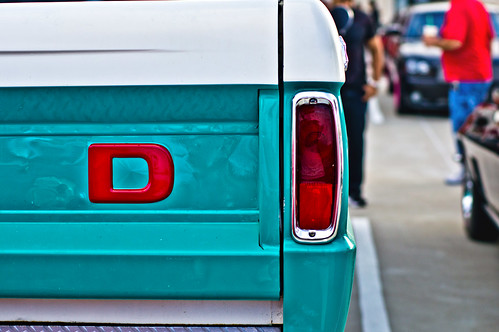 D for FORD | Houston Coffee & Cars | 011