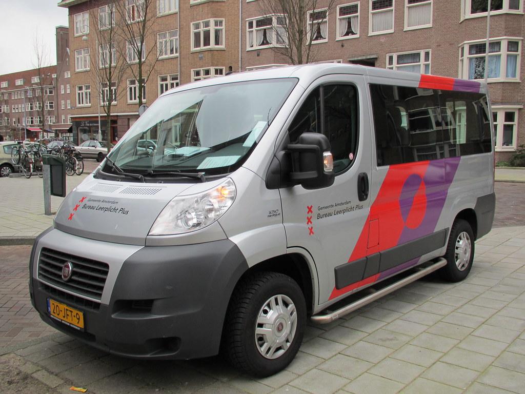 Gemeente amsterdam leerplicht bus dongestraat bus of the cu flickr
