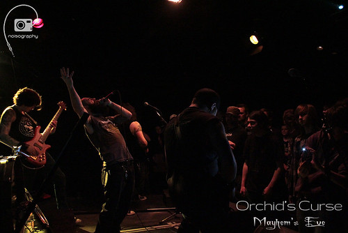 Orchid's Curse - Mayhem's Eve - March 2012 - 05