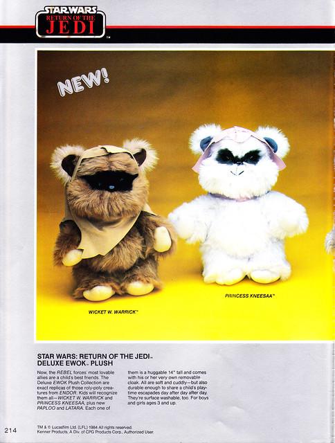 Ewoks / Star Wars (Kenner) 1985 6839516094_1607c290d0_z