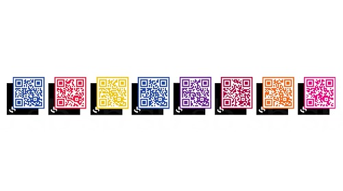 QR tag des radios de Radio France