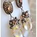 Lavinia earrings by LeeOhio