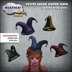 PETITE Jester Hat Gatcha