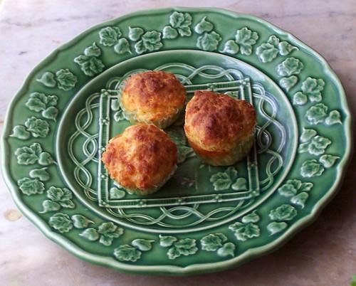 Cheddar Mini Muffins