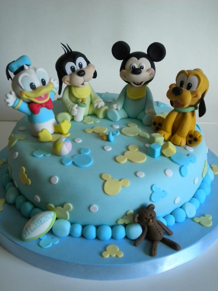 torta disney bebe