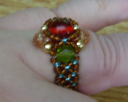Bead Ring 2 - Side