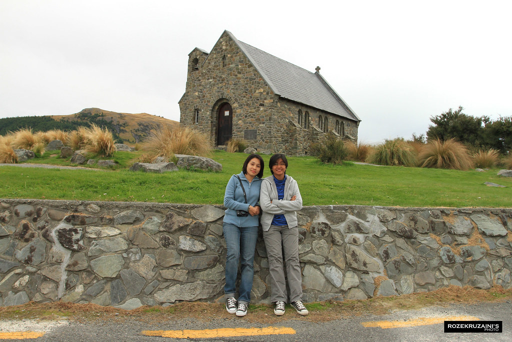 CHurch of Good Shpeperd, Lake Tekapo