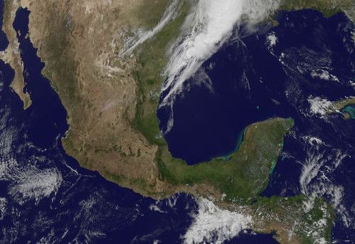 Satellite Sees Earthquake Region in Southwestern Mexico