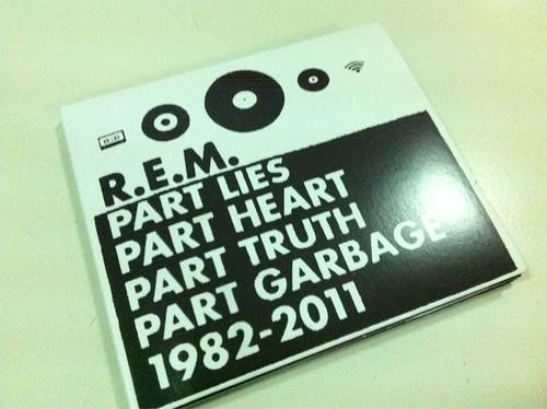 R.E.M. – Part Lies, Part Heart, Part Truth, Part Garbage: 1982-2011