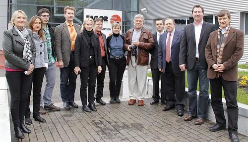 Alemaniako prentsa espezialiatuko kideak, Fago Automationen