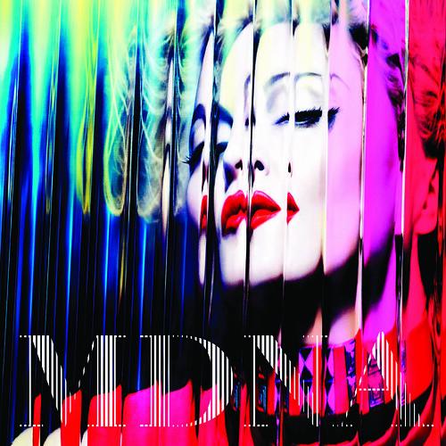 Madonna - MDNA Deluxe