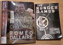 The Hunger Games & They Fight Like Soldiers, They Die Like Children