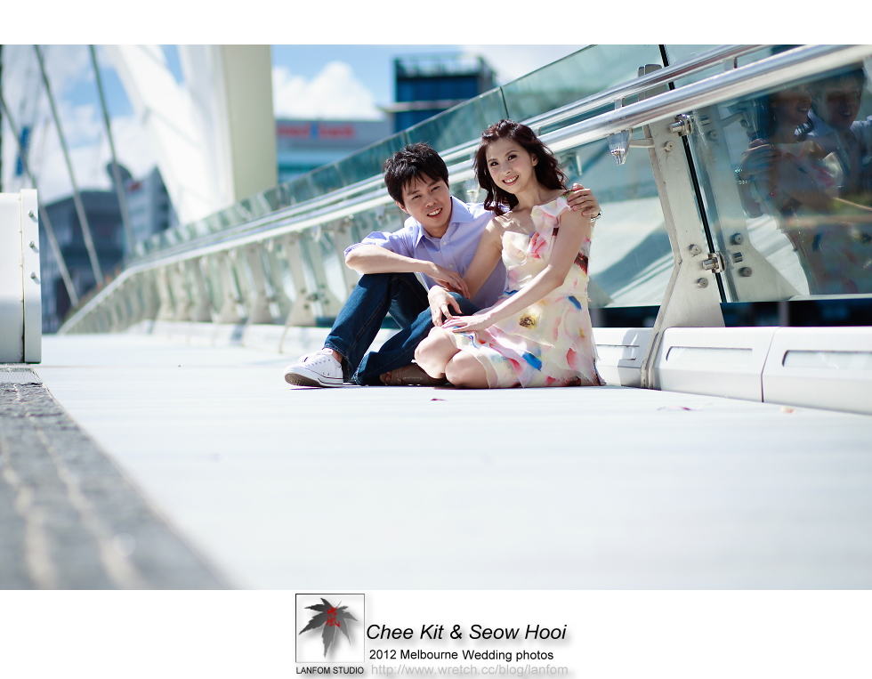 [海外婚紗-墨爾本]To Love You More/Chee Kit & Seow Hooi