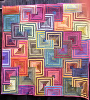 House Top Quilt~ Tara Faughnan