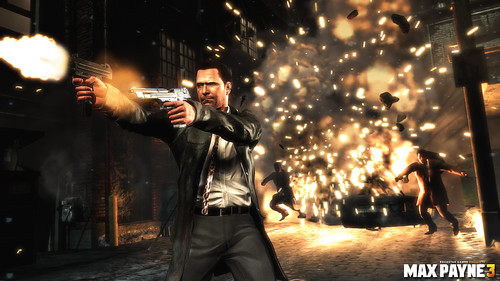 Three New Max Payne 3 Screenshots