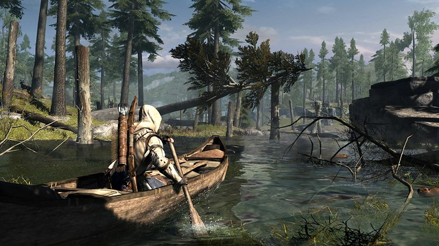 Assassins Creed 3 concept