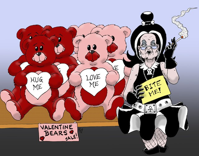 A Bitchie Valentine 2012