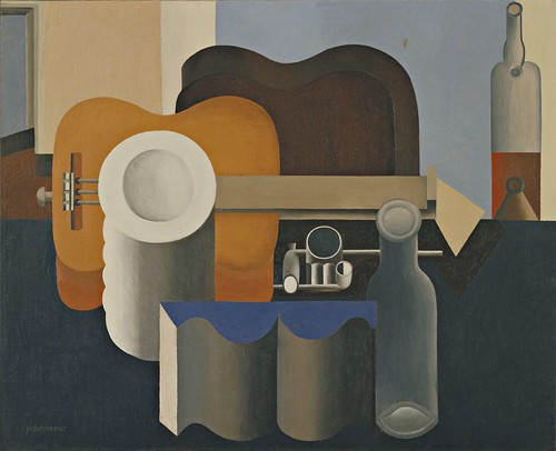 Le Corbusier - Still Life [1920] by Gandalf's Gallery