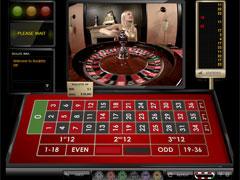 VIP Live Dealer Roulette