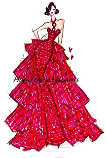 Valentine's Day Couture by Hayden Williams