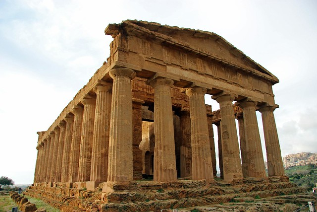 Agrigento - Temple of Concord