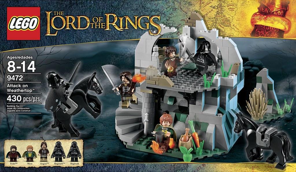 [Lego] Le Seigneur Des Anneaux revit avec le géant danois ! 6877664238_dbdf982ba9_b