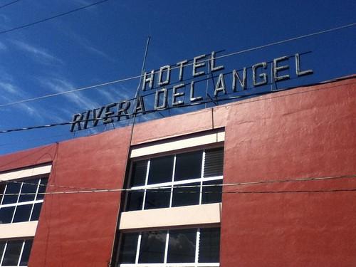 Hotel Rivera del Angel 02.2012