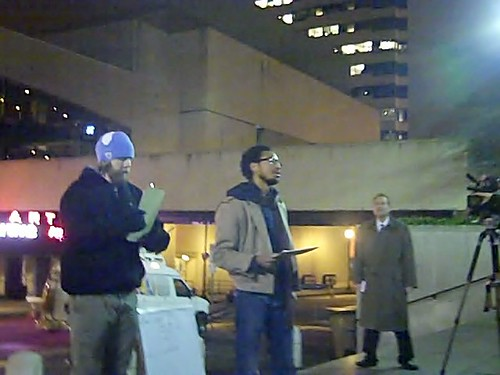 Occupy Nashville GA 14 Feb. 2