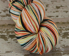 """Munki Sushi"" 3.5oz Sparkle Sock Yarn"