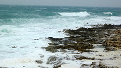 Thumbnail image for Dolores' beach hit by hurricane speed bura wind