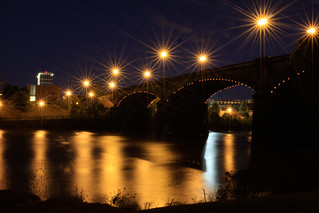 Columbus-GA-Georgia-nightshot-of-bridge