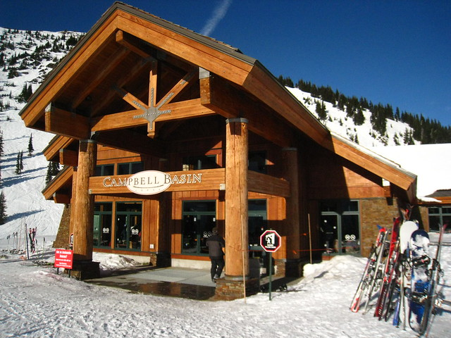 My favorite place for lunch at Crystal - The Snorting Elk Cellar