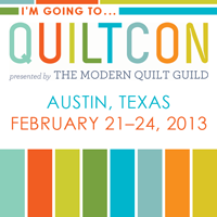 Holy shitballs - I went to QuiltCon