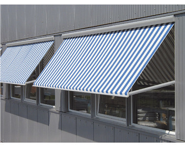 Tipos de toldos para terrazas y balcones arkigrafico - Estructura para toldos ...