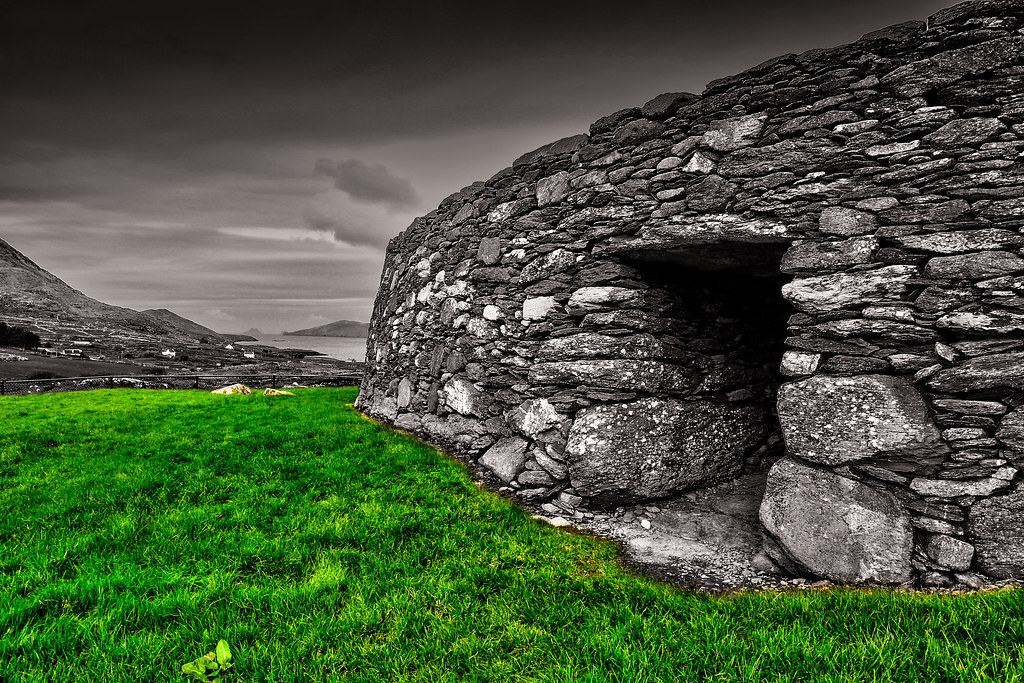 Staigue Fort, County Kerry, Ireland