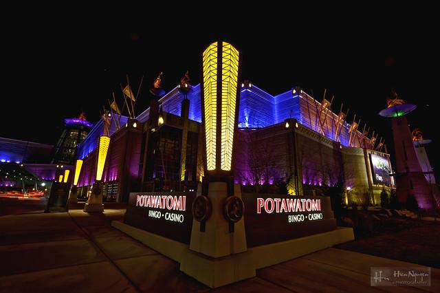 Potawatomi bingo casino jobs