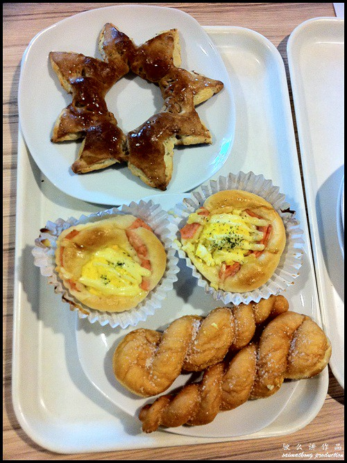 Bread @ Levain Boulangerie & Patisserie