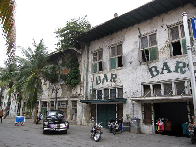 Old Dutch quarter of Jakarta, Java, Indonesia
