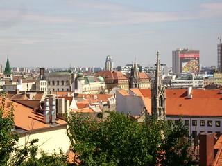 View of Bratislava, Slovakia