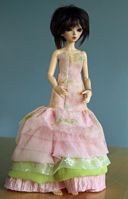skirt ruffles front 1