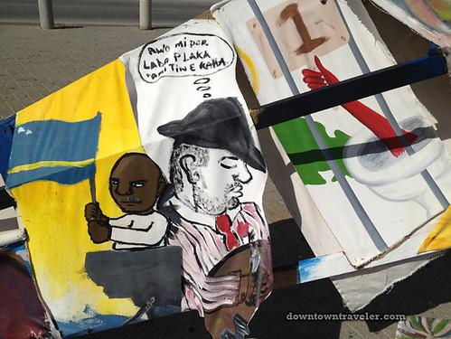Curacao Caribbean Street Art 16